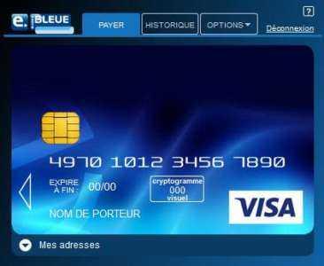 Comment obtenir une carte de crédit Visa virtuelle au Nigeria