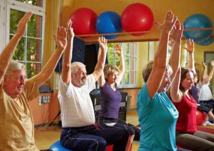 Création d'un foyer de groupe pour personnes âgées