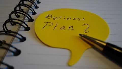 Création d'un modèle de plan d'entreprise pour un orphelinat