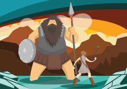 David vs Goliath: Comment vaincre vos concurrents géants