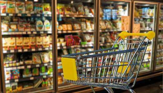 Démarrage d'un exemple de modèle de plan d'entreprise pour un supermarché