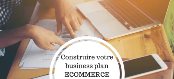 Démarrage d'un modèle de plan d'entreprise en ligne