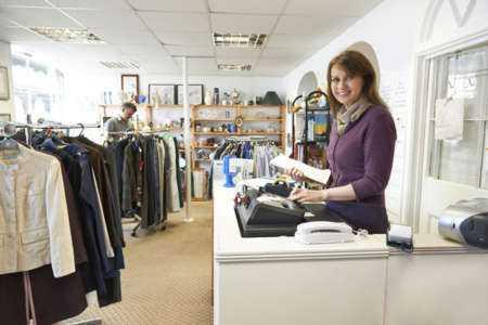 Démarrer une entreprise de vêtements d'occasion en achetant en gros