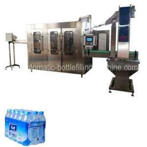 Démarrer une usine d'eau en bouteille: Types de marques d'eau en bouteille