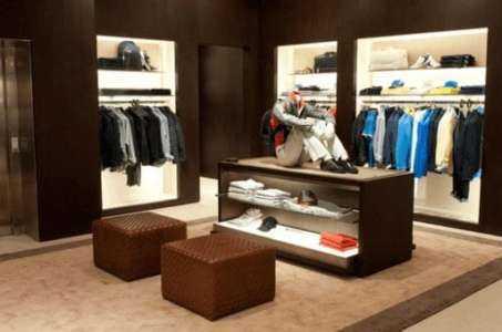 Modèle de plan d'affaires pour un exemple de magasin de vêtements (boutique)