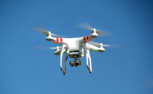 Obtenir une licence de photographie de drone, assurance de permis