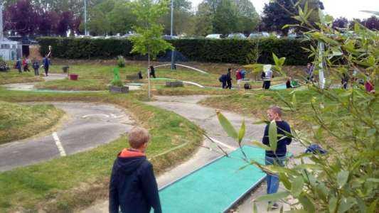 Un exemple de modèle de plan d'affaires pour un terrain de golf