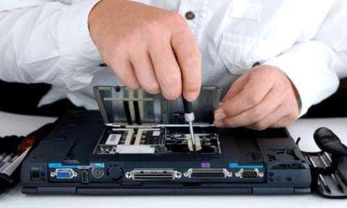 Un exemple de modèle de plan d'entreprise de réparation d'ordinateur